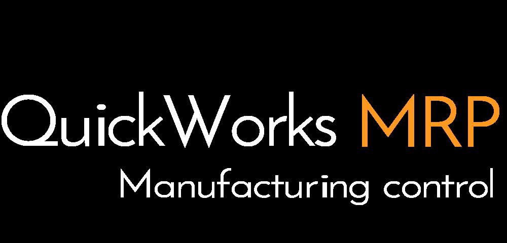 QuickWorks MRP